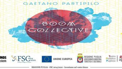 Locandina Copertina Boom Collective