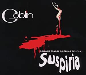 Copertina colonna sonora dei Goblin del film Suspiria