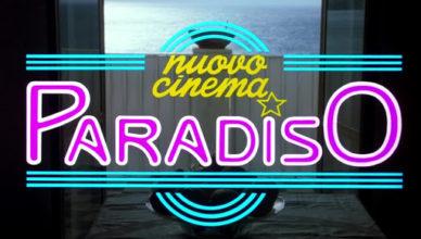 Nuovo Cinema Paradiso - musiche di Ennio Morricone